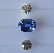 Cushion Blue Loose Natural Sapphires