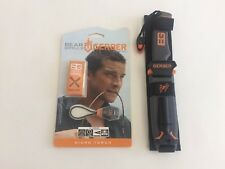 Bear Grylls Gerber Lot Ultimate Serrated Knife and Torch Light