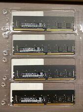 Apple Orignal 4x8GB iMac Pro 1,1 2017 A1862 ECC DDR4 2666 Memory Ram
