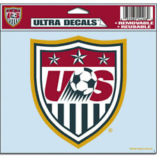 UNITED STATES USA 2010 REUSABLE DECAL 4,5 x 6 SOCCER