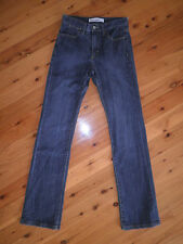 "Womens STRETCH JEANSWEST JEANS SIZE 7 ""TUMMY TRIMMER"""