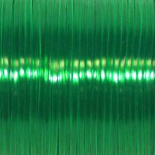 100 Yard (91M) Spool chiaro verde rexlace PLASTICA allacciatura Crafts CYBERLOX