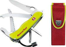 Victorinox Swiss Army Rescue Tool Knife Yellow 53900