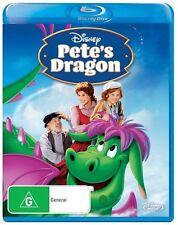 Pete's Dragon ( Blu-ray )