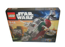 Lego Star Wars 8097 SLAVE 1  Boba Fett Bossk Han Solo Han n Carbonite NEW Sealed