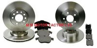 SAAB 93 9-3 (98-02) 1.8 2.0 2.3 TURBO FRONT and REAR BRAKE DISCS AND PADS SET