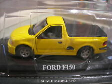 1/50 METAL FORD PICK-UP F-150 JAUNE !