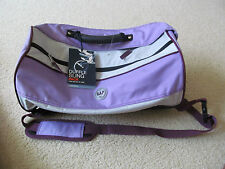 NEW WITH TAGS GAP DUFFLE BAG & SLING BACKPACK (2 IN 1) LAVENDER PURPLE GYM BAG