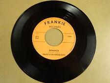 45T SINGLE FRANKIE RECORDS / FREDDY & THE FENDER BOYS - BONANZA