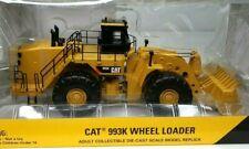 Cat Norscot 993K Wheel Loader Diecast Metal Collectors Toy 1:50 55257 2013
