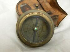 Nautical Compass George Dollond London 1875 Collectible Item