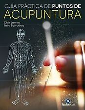 Practical guide to acupuncture points. Expedited shipping (spain)