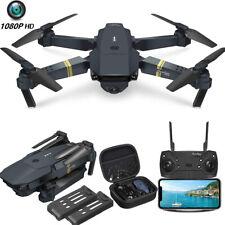 Drone X Pro EACHINE Drone 1080p HD Camera Live Video WiFi FPV w/ Extra Batteries