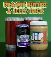 Mak Magic Peanut Butter And Jelly Magic Trick