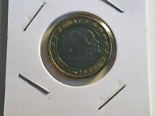 Pièces d'1 euro, année 2002