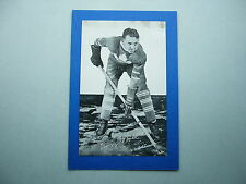 1934/43 BEEHIVE CORN SYRUP GROUP 1 HOCKEY PHOTO BUZZ BOLL BEE HIVE SHARP!!