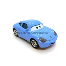 Mattel Pixar Movie Cars Sally Carrera Springs Porsche 1:55 Diecast Vehicle Loose