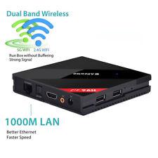 H96 PRO + TV Caja s-912 Octa NÚCLEOS ANDROID 7.1 BT HD 4k DOBLE Wi-Fi 2gb+16gb
