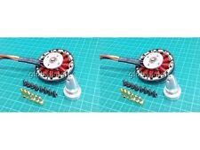 M11B 2x 5010 360KV High Torque Brushless Motors For MultiCopter  QuadCopter