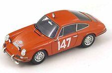 Porsche 911t #147 5th Monte Carlo 1965 Linge / Falk 1:43 Model S4020 SPARK MODEL