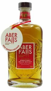 Aber Falls - 2021 Release Single Malt Welsh Whisky 70cl
