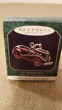 Hallmark 1937 steelcraft Auburn Kiddie car luxury edition