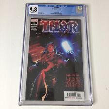 Thor #5 CGC 9.8 First Print 1st Appearance Black Winter Donny Cates 2020