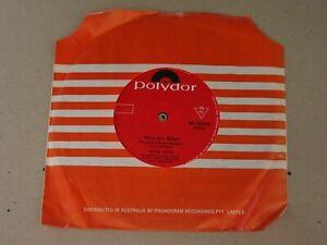 Blind Faith - Well All Right ***VERY RARE*** Vinyl SP 45RPM Aus Pressing
