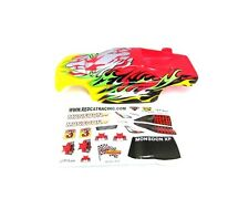 Redcat Racing 94085 Monsoon Body Yellow and Red    94085