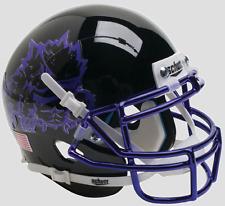 TCU HORNED FROGS NCAA Schutt AiR XP Full Size AUTHENTIC Football Helmet