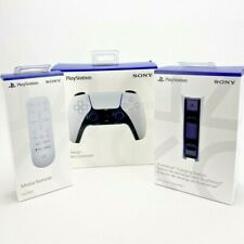 Sony Playstation 5 PS5 Accessory Bundle Media Remote | Controller | Charger
