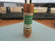 Limitron Model: KTN-R-40 Fast-Acting Current Limiing Fuse <