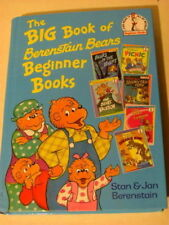 6 Berenstain Bears Stories Big Book One Volume Random House 2011 Hardcover Book.