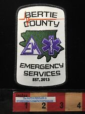 Bertie County Nc Emergency Services Medical Patch Rod Asclepius Star Life 62I2