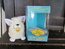 Furby Furbies Babies white in box TESTED