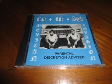 Chicano Rap CD Cali Life Style - Mexican Invasion - T-Dre DELUX - West Coast 805