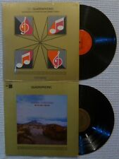 QUADRAPHONIC 2LP Orig Columbia Barbara Striesand Stony End Demonstration Disc NM