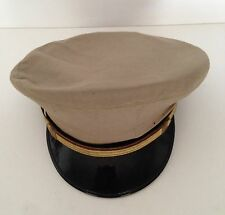 Vintage United States Navy Ensign Officer Cap US Military