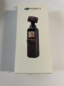 DJI Pocket 2 Handheld Kamera mit 3-Achsen-Gimbal