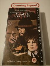 McCabe and Mrs Miller VHS Video Retro, Supplied by Gaming Squad