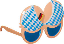 OKTOBERFEST BIKINI FUNNY NOVELTY GLASSES