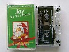 Joy To The World - The Mike Sammes Singers 20 Christmas Favourite Cassette (C26)