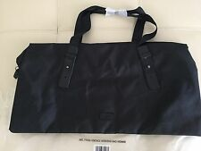New Versace Parfumes Weekend Bag Black