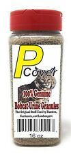 P-Cover Bobcat Urine Granules. Rodent Control for mice moles etc FREE SHIPPING!