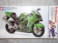Tamiya 1/12 Kawasaki Ninja ZX-12R Kit De Motocicleta Modelo 14084