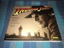 Libro Indiana Jones historia De Una Saga Nuevo Norma Editorial