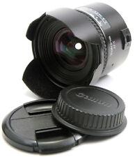 Tokina AT-X F 3,5 17mm für Canon EOS AF 17 Super-Weitwinkel Festbrennweite TOP