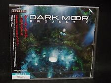 DARK MOOR Project X JAPAN CD Ebony Ark Scheherezade Clockwork Anima Sola Arwen