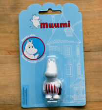 Moomin Plastic Figure Moomintroll in Original Carded BLISTER Pack NOS V2