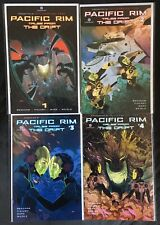 Hard To Find! PACIFIC RIM: TALES FROM THE DRIFT #1-4 Bag/Board NM+